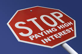 stop paying high interest